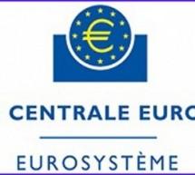 La BCE laisse inchangé son principal taux directeur à 1%