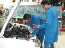 apprentis mécaniciens