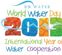Raising awareness about resource management: UN launches 2013 International Water Cooperation