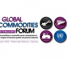 The Global Commodities Forum 2013 in Geneva