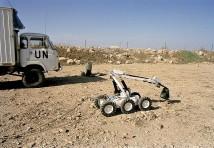 robot landmine