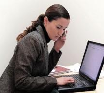 Assistante administrative dans une boutique de luxe
