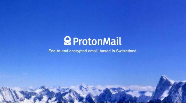 ProtonMail: E2E encrypted email