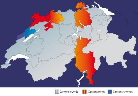 fete du travail suisse