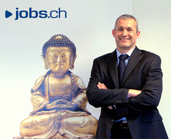 Renato Profico, Head of Business Development, Jobs.ch