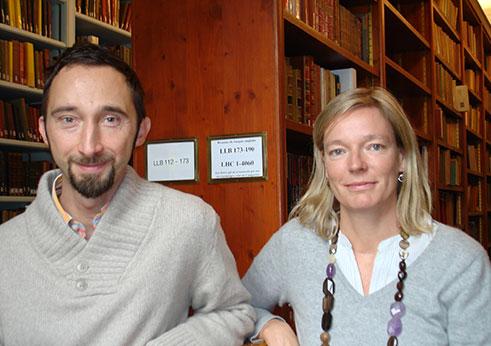 Maxime Canals & Delphine de Candolle