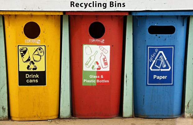 Recycling bins1