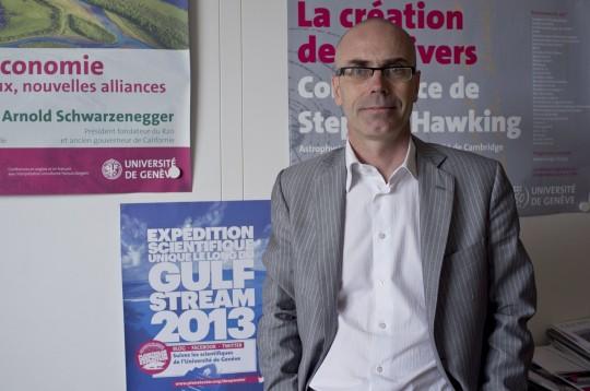 Dr Didier Raboud