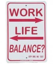 image work life balance