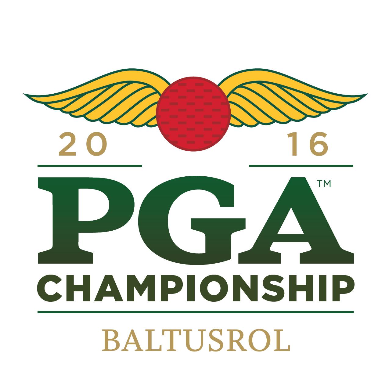 2016 PGA Championship Logo