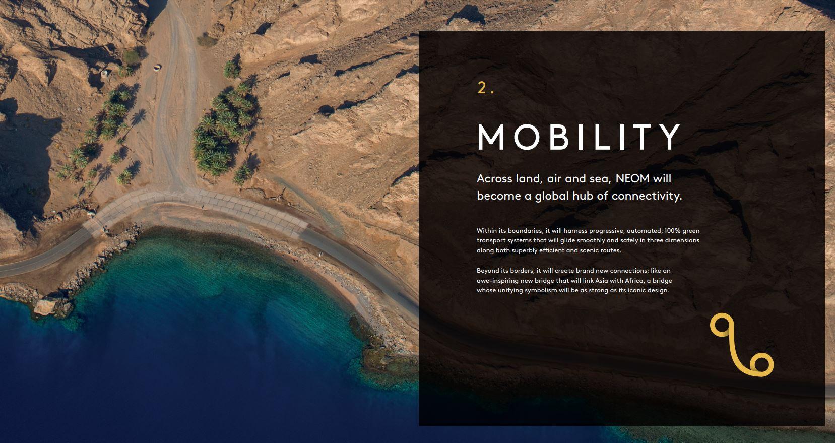 NEOM Mobilty