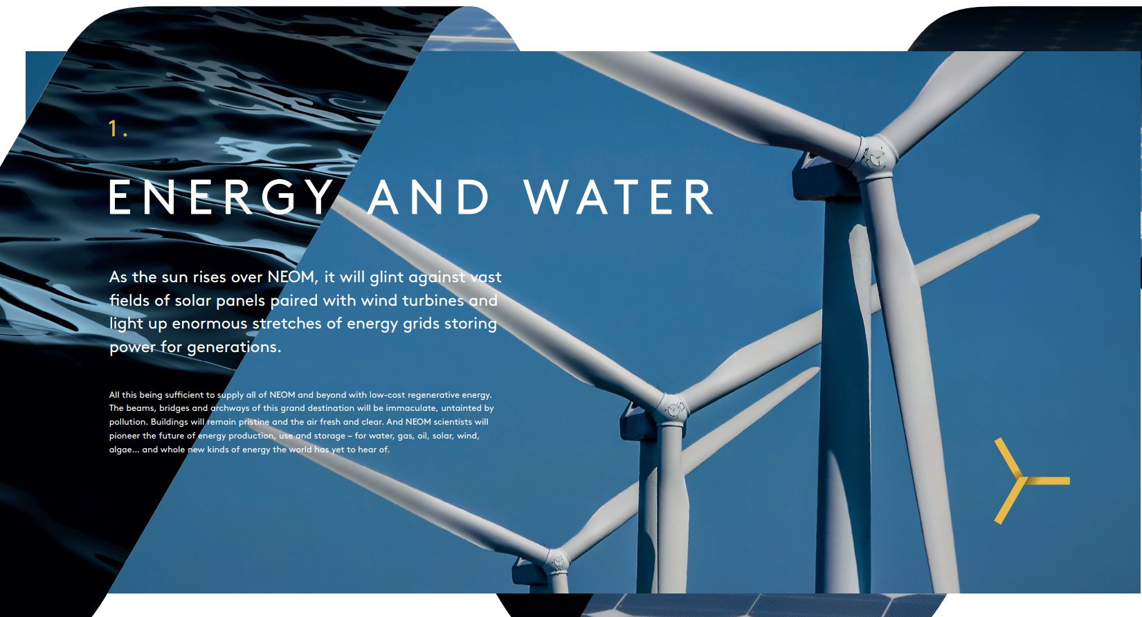 NEOM Energy and Water
