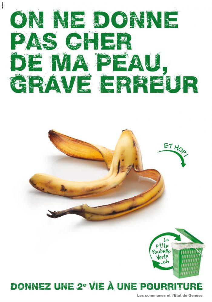 Déchêt; compost; banane