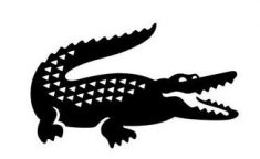 57900bd5 Lacoste changes it's iconic crocodile logo to help endangered species