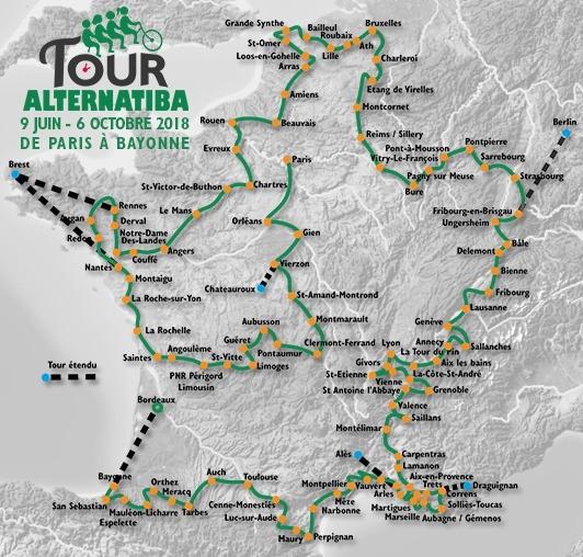 Tour Alternatiba 2018