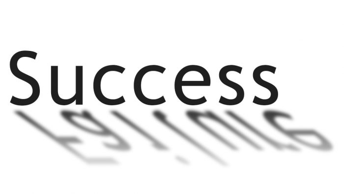 Success-Failure: the failure as a constitutive part of the success
