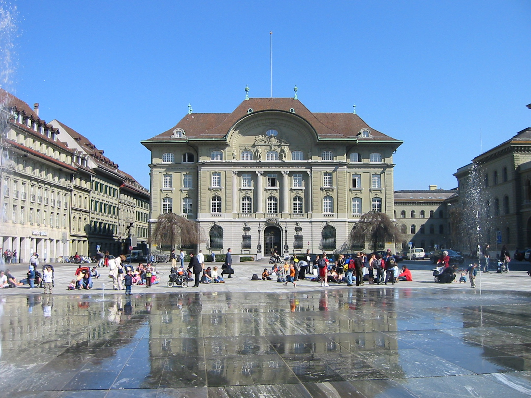 PRESERVING THE HIGH VALUE OF THE SWISS FRANC