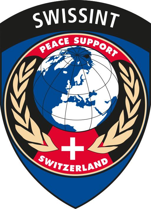 armée suisse à l'étranger - logo swissint