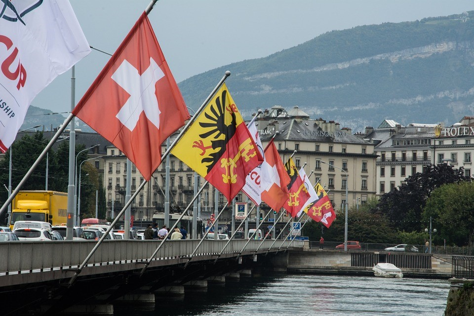 Switzerland outpaced by other European countries