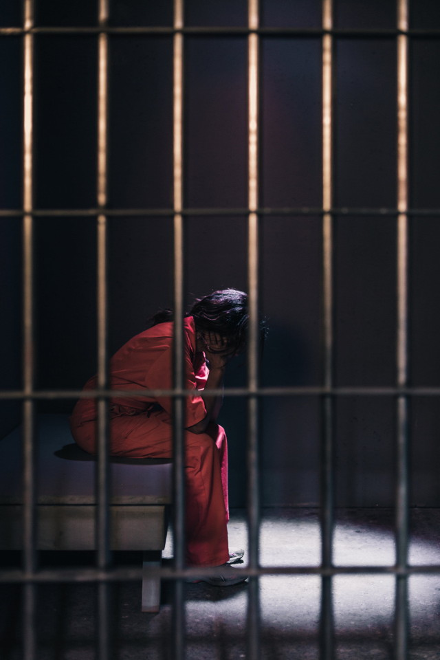 prison femmes