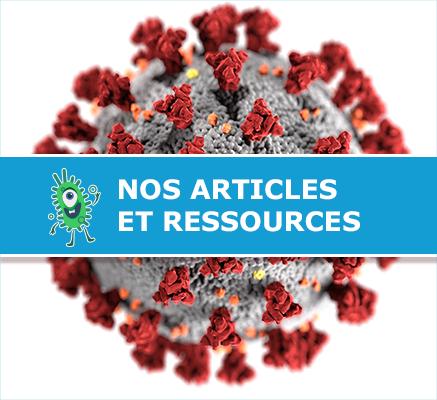 COVID-19, nos articles et ressources