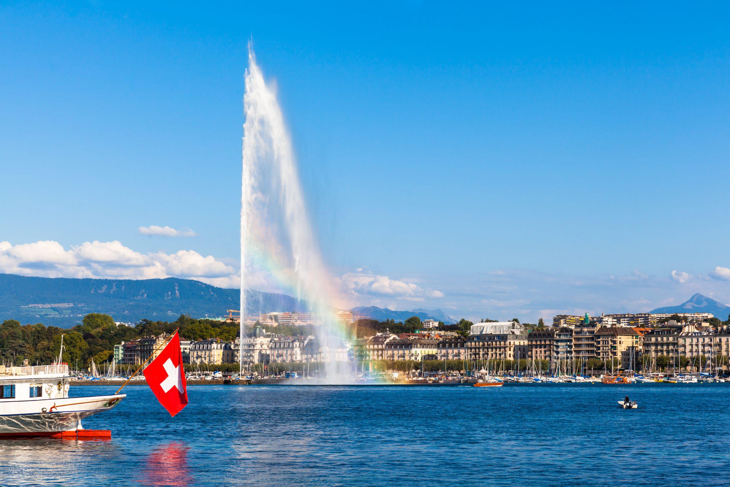 Landscape of Geneva