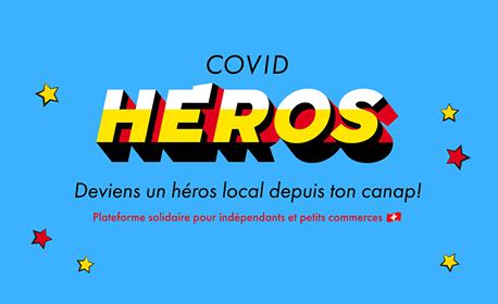 covid heors website