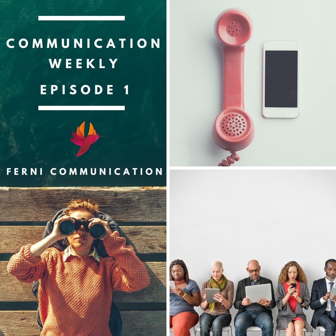 metiers de la communication serie par ferni communication
