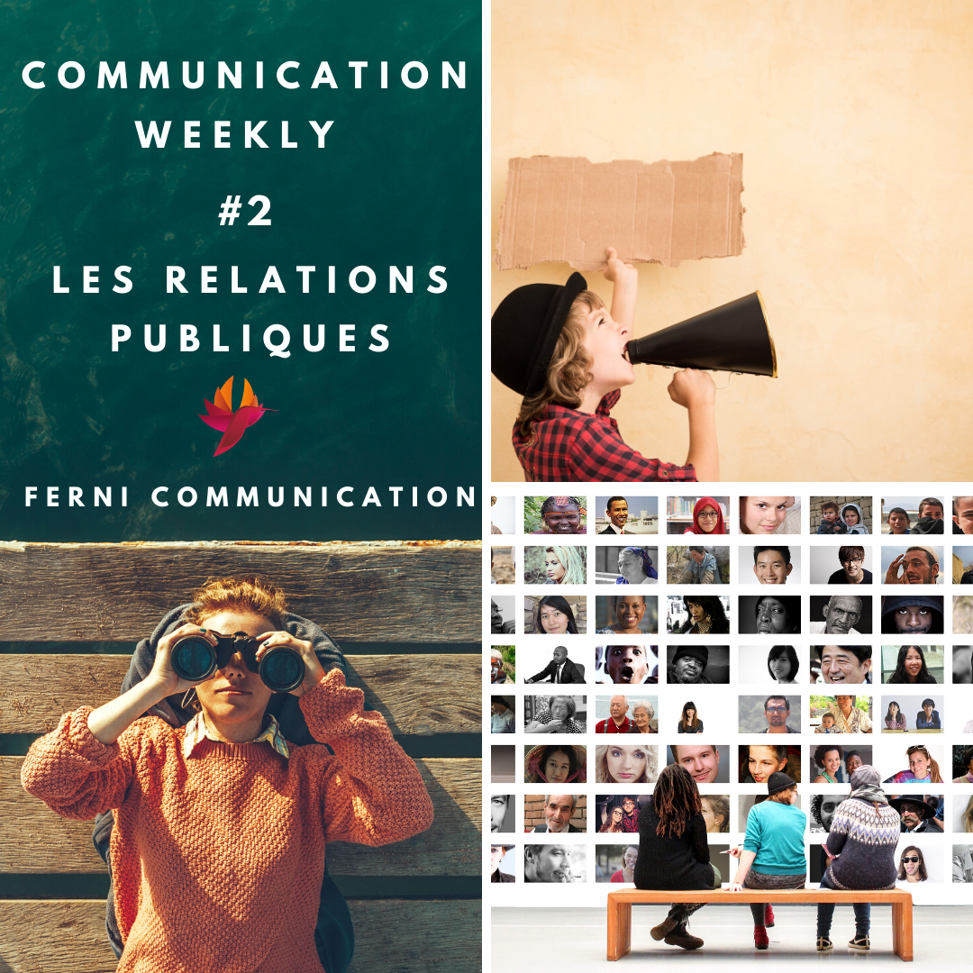 les metiers de la communication - les relations publiques