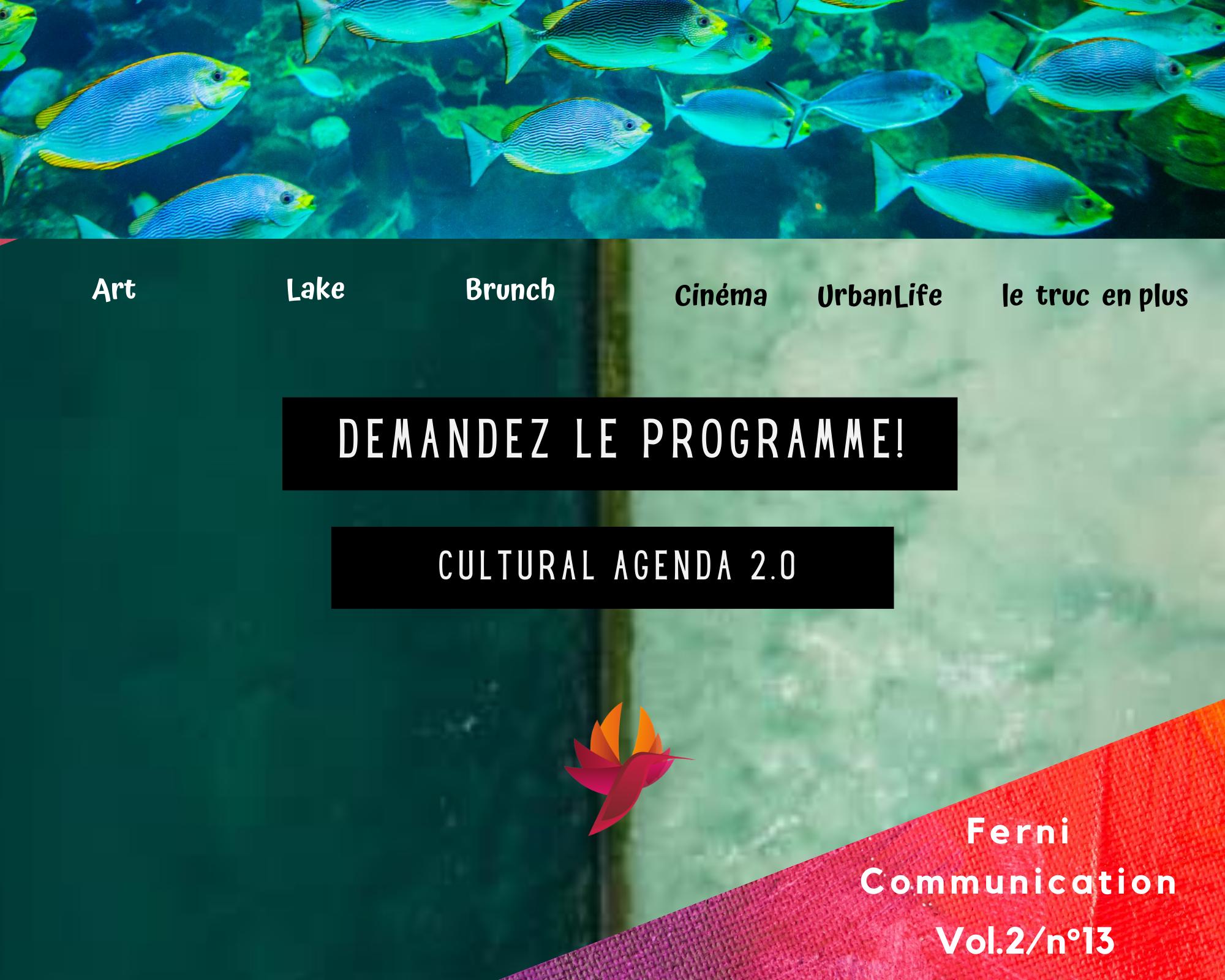 Agenda Culturel Geneva Things to do Ferni Communication