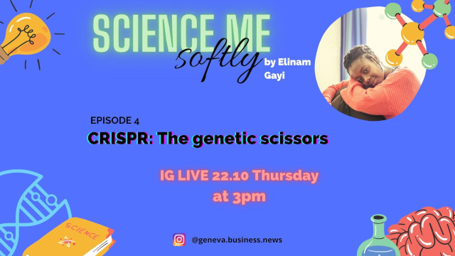 CRISPR genetic cissors