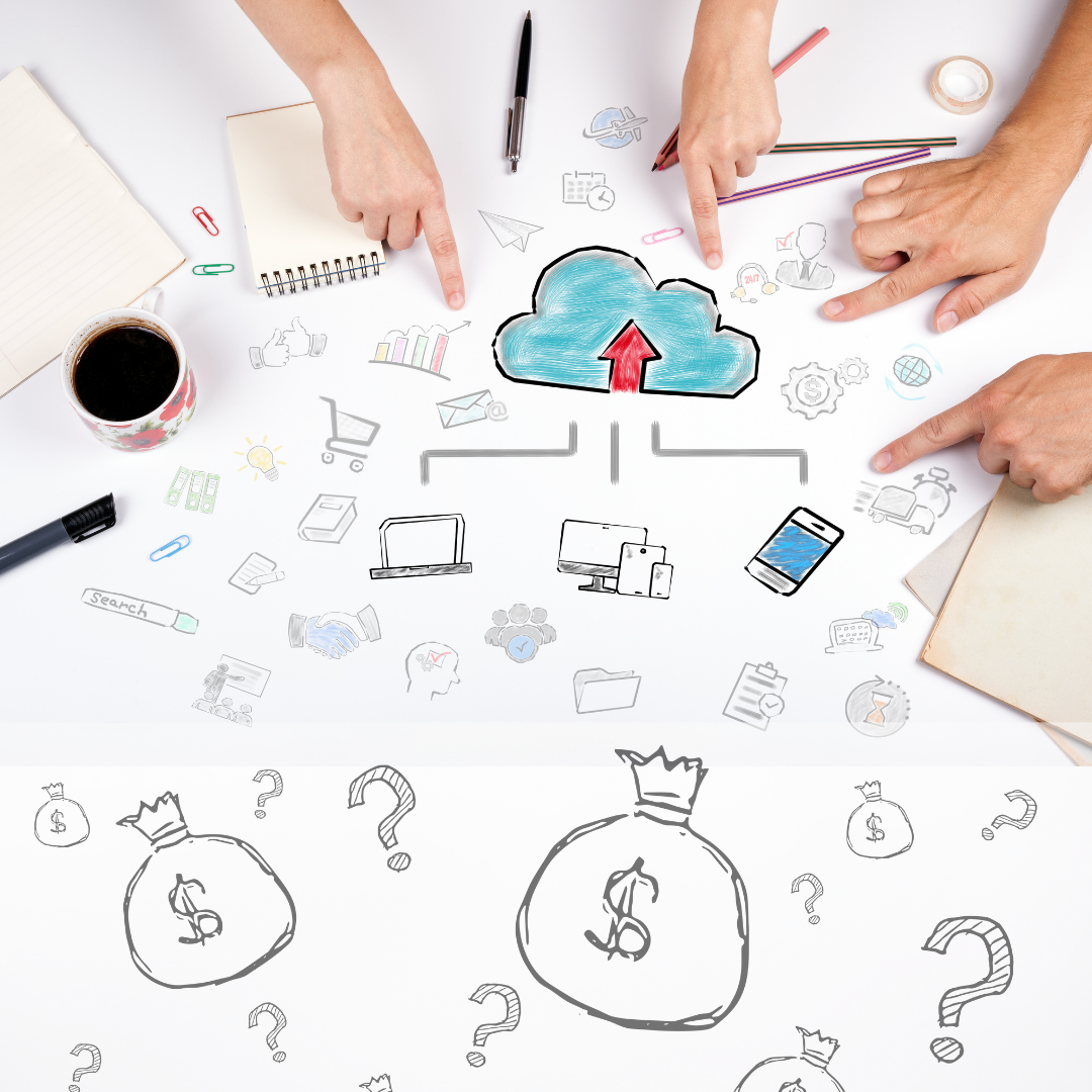 cloud computing costs can be high but manageable