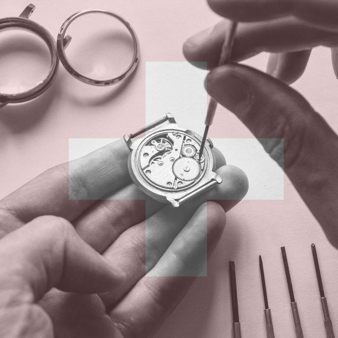 watch making in Switzerland