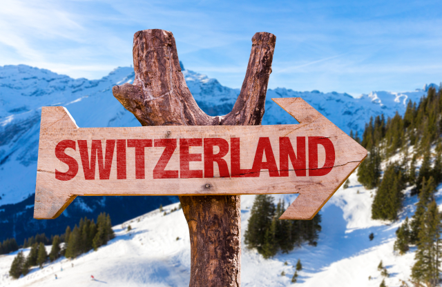 Suisse learning expedition