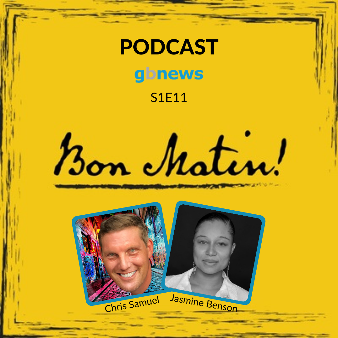 podcast Chris Samuel