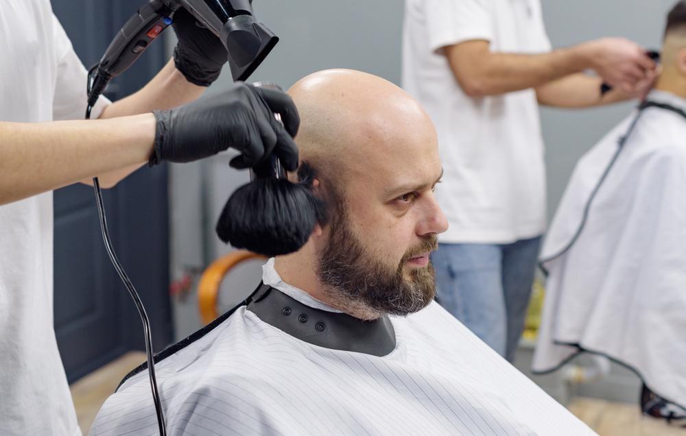 hairdresser customer information
