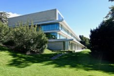 a picture of trhe main UEFA building